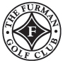 Furman University golf course logo
