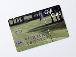 $125 Furman Gift Card